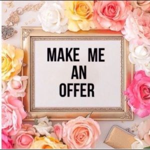 Other - Make me an offer 🎉